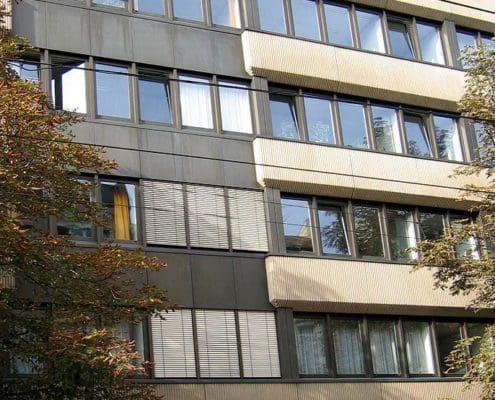 Verwaltungsgericht München. Foto: PR